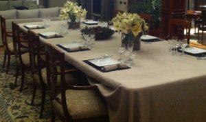 camareros celebraciones familiares Madrid