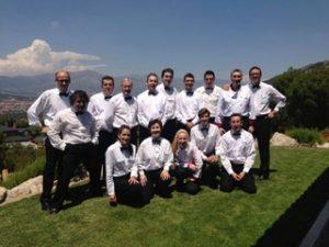 camareros extras Madrid
